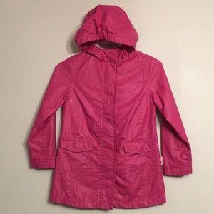 GAP KIDS Girl's Lined Raincoat